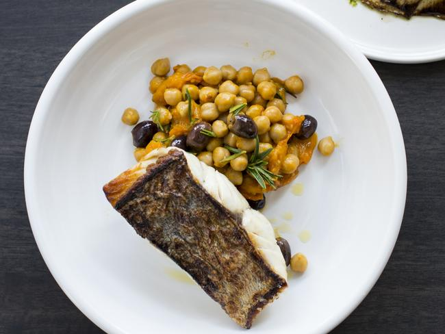 Include some legumes such as chickpeas in your diet, and you're on the right track.