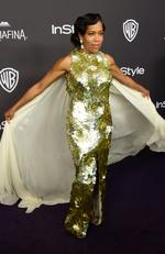 Actress Regina King attends InStyle and Warner Bros. 73rd Annual Golden Globe Awards Post-Party at The Beverly Hilton Hotel on January 10, 2016 in Beverly Hills, California. (Photo by Frazer Harrison/Getty Images)