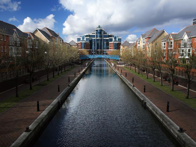 Manchester's canals are beautiful but do they hold a deadly secret?