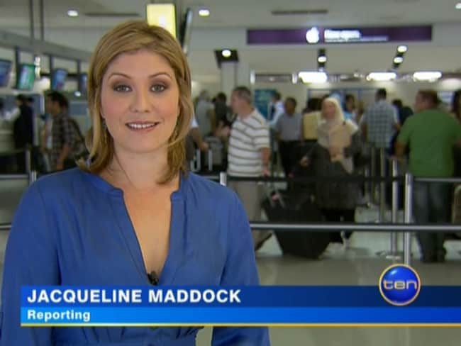 Jacqueline Maddock is now a news anchor based in the US.