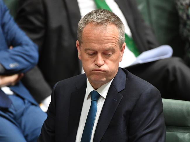 Bill Shorten won't support watering down the High Court decisions. Picture: AAP