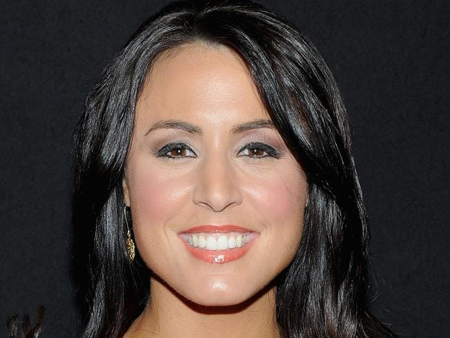 Andrea Tantaros' book argues that feminism has gone too far. Picture: Jamie McCarthy