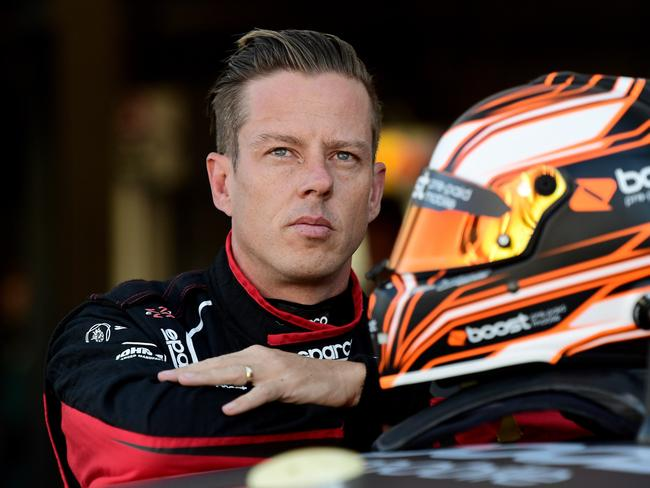 James Courtney believes he can challenge for the title in 2017. Picture: Mark Brake