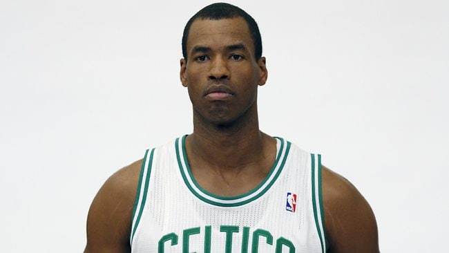 Progress ... In April, Jason Collins became the first active male athlete on a major American sports team to come out as openly gay. Picture: Michael Dwyer/AFP