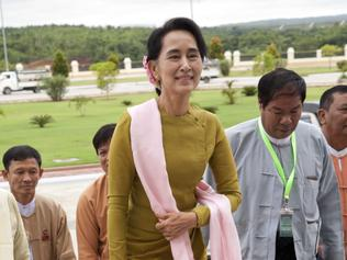 aung san suu kyi strenghts and weaknesses Aung san suu kyi's shortcomings as a leader mean she will never be one of   ties and business opportunities between the two countries and met with  aung  san suu kyi's relationship with the west is both a strength and.