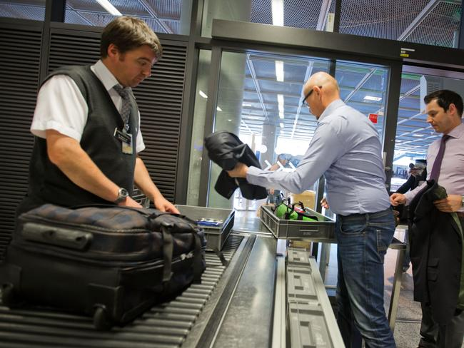 Obsolete? Fears have been raised that surgically implanted explosives will evade common airport security devices and physical pat-downs.