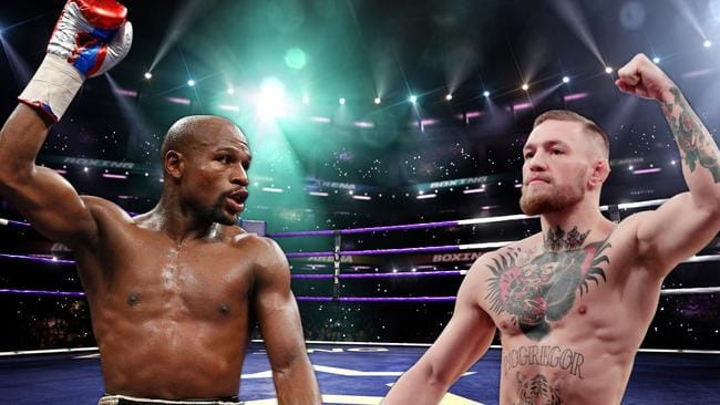 Mayweather is coming out of retirement to McGregor, the biggest name in UFC.