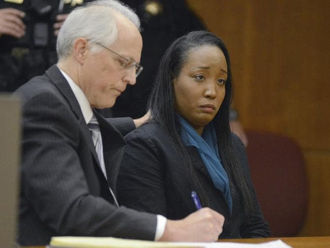 Ina Rogers is said to have contibuted to the abuse. Picture: AP