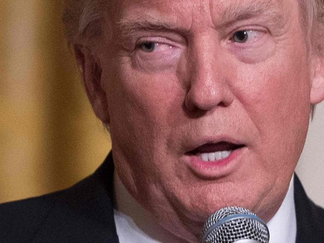 'Trump is dimwitted, plain evil'