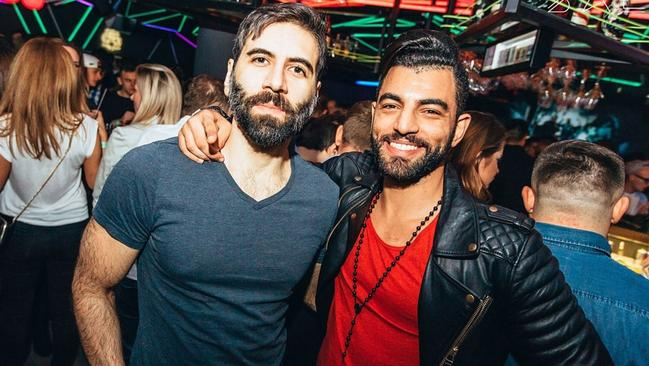 Daryush 'Roosh' Valizadeh is threatening to enter Australia. Picture: Instagram