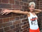 "<p>Sara O'Brien is contestant in the Miss Hooters Australia 2010 final.</p> <a href=""http://www.hootersaustralia.com/"">Click here</a>  <p>to vote for your favourite girl.  Picture: Adam Taylor</p>"
