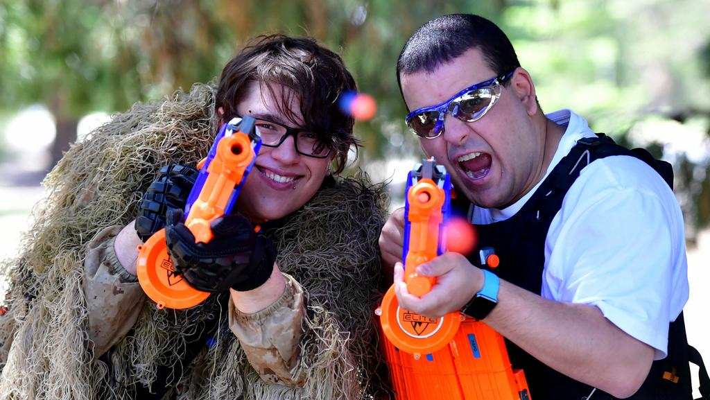 Nerf Gun Warriors Set To Battle It Out In Adelaide Messenger