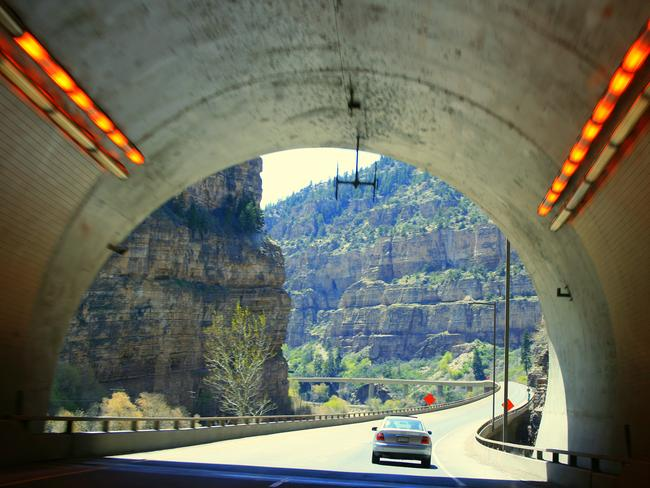 Eisenhower Tunnel. picture: daBisnsi