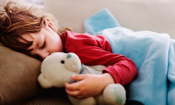 Science shows being strict on bedtime is best for your kids