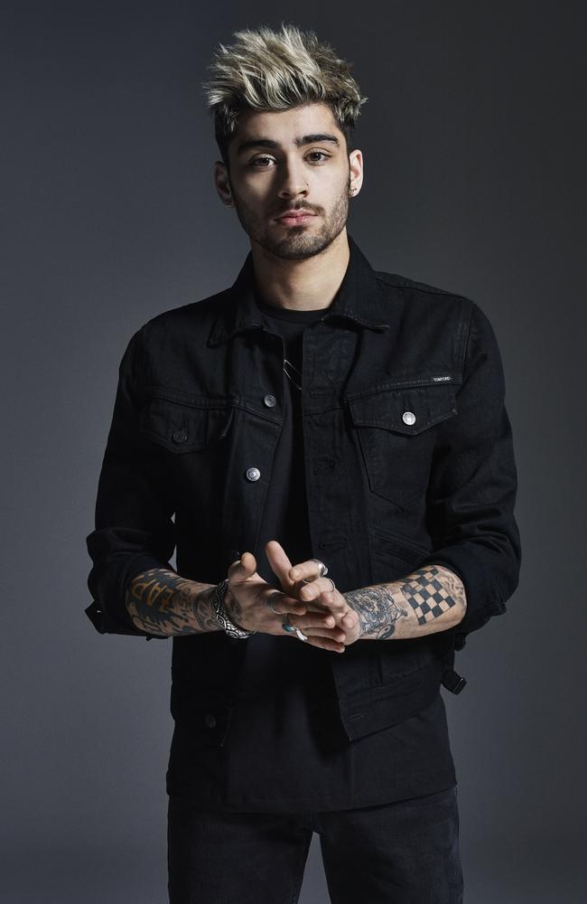 Zayn picked the singer as his sole duet partner on his debut solo album.