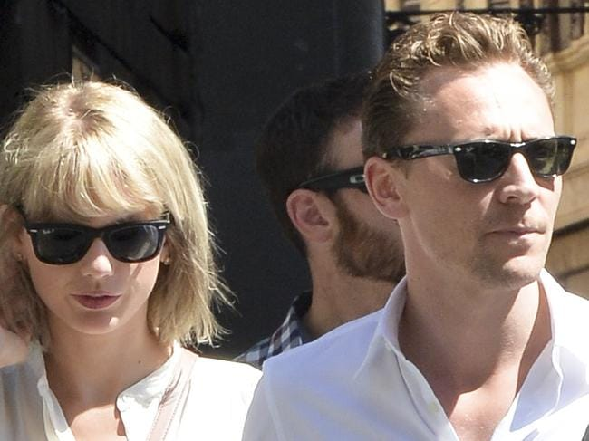Lovers: Taylor and Tom's tour continues