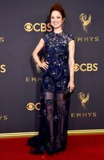Ellie Kemper attends the 69th Annual Primetime Emmy Awards at Microsoft Theater on September 17, 2017 in Los Angeles. Picture: Getty