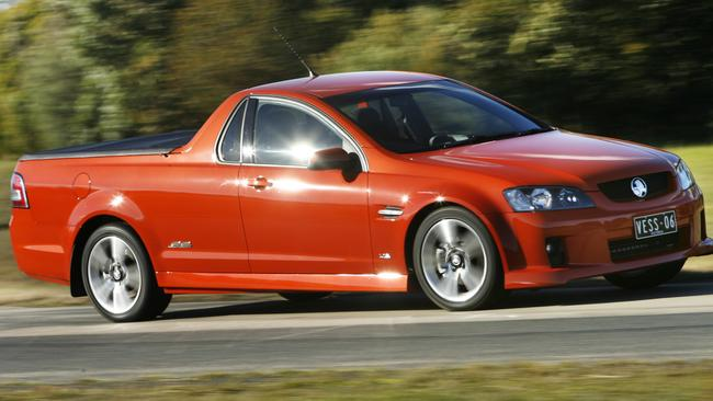 Meet the two guys selling Holden V8 utes to Americans