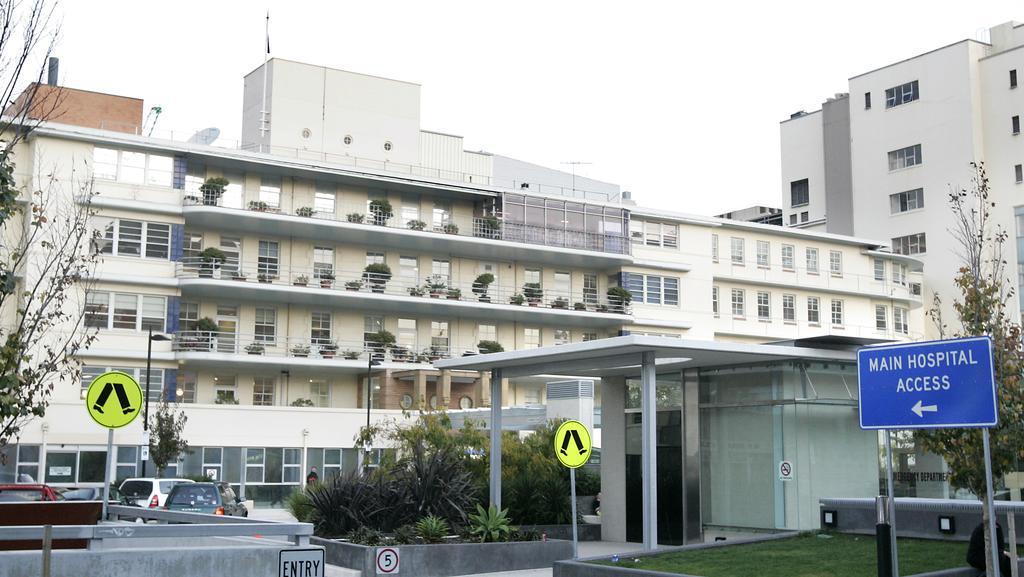 The Royal Hobart Hospital.