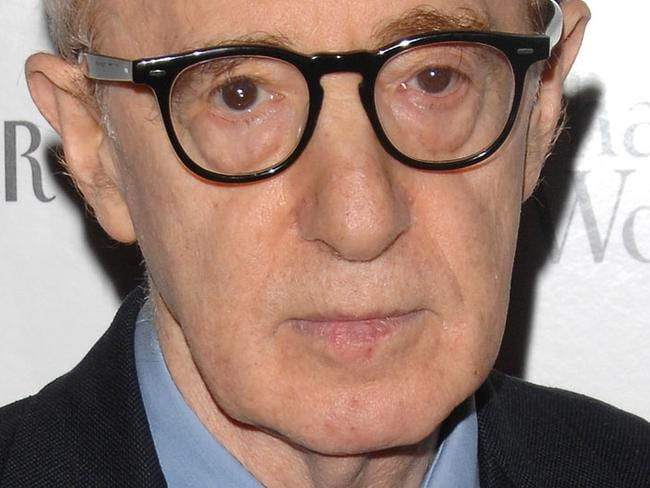 FILE - In this June 10, 2009 file photo, director Woody Allen attends the Cinema Society screening of 'Whatever Works' in New York. (AP Photo/Peter Kramer, file)