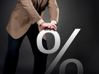THINKSTOCK ONE TIME ONLY Pushing down interest rate