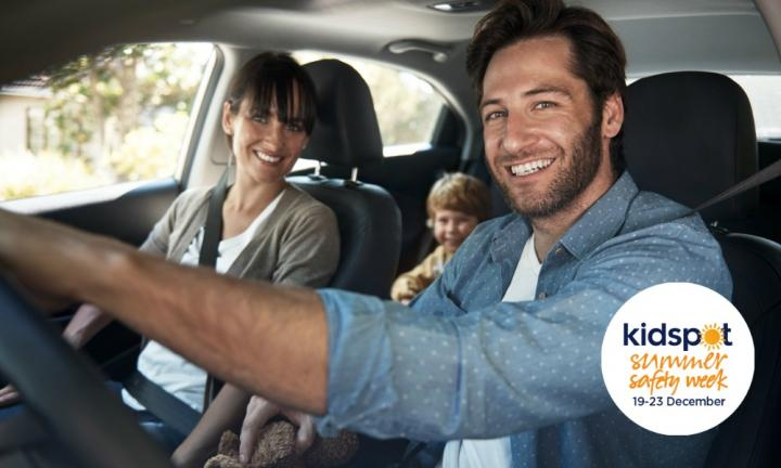 Road tripping over Christmas? Here's how to keep your family safe