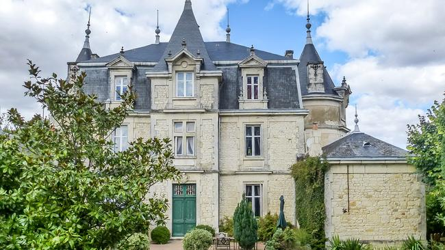 10 french castles cheaper than sydney units