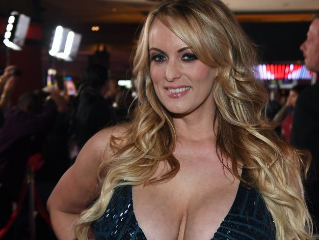 Lawyer Michael Cohen said he paid adult film actor Stormy Daniels $165,000 out of his own pocket. Picture: Ethan Miller/Getty Images/AFP