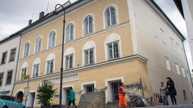 Hitler's house will be remodeled, not torn down: Austrian government