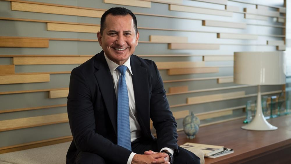 George Frazis, Chief Executive Consumer Bank at Westpac Group. Picture: Supplied