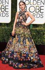 Olivia Culpo attends the 74th Annual Golden Globe Awards at The Beverly Hilton Hotel on January 8, 2017 in Beverly Hills, California. Picture: Getty