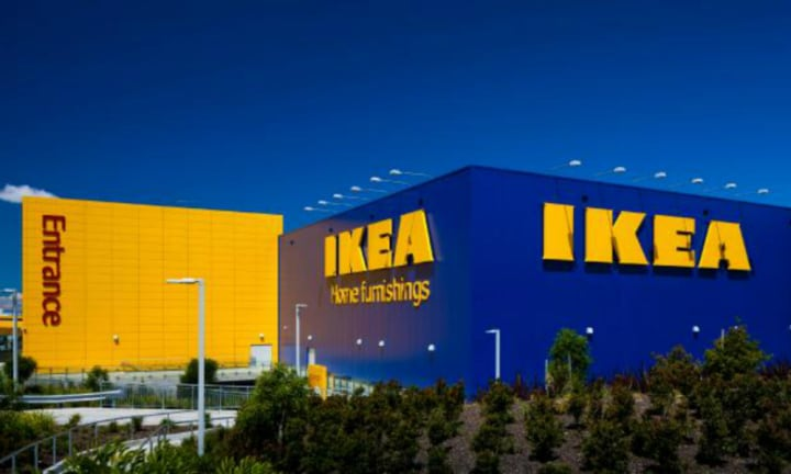 Dad's warning over IKEA 'hiding' game after his 11 yold went missing