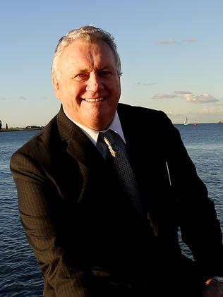 Newcastle Mayor and developer Jeff McCloy. Picture: Nikki Short