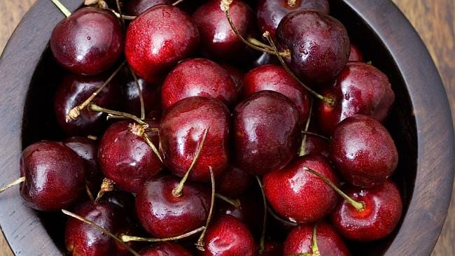 Delicious and deadly? Are cherries on your Christmas table this year?