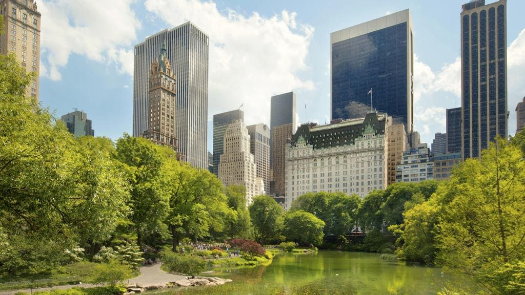 Plaza Hotel New York City Stays Escape
