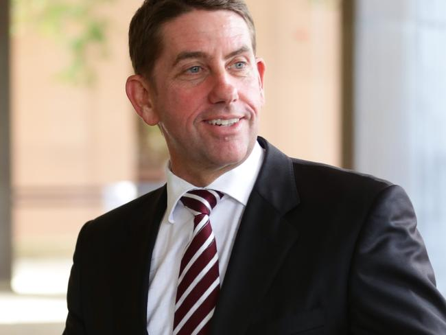Queensland Health Minister Cameron Dick wants the state to lead the way in Australia on medicinal cannabis. Picture: Liam Kidston