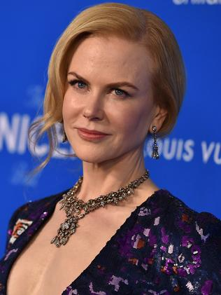 Nicole Kidman is expected to attend the event. Picture: AP