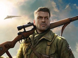 Sniper Elite 4 on PS4 for review