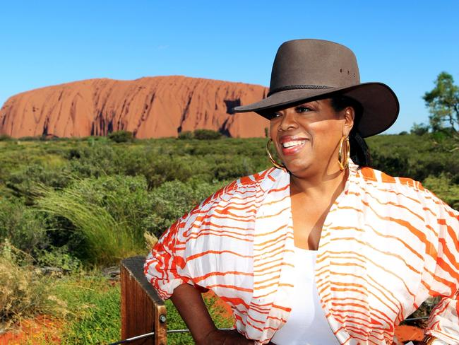 oprah winfrey show debuted years ago what you never knew about oprah down under