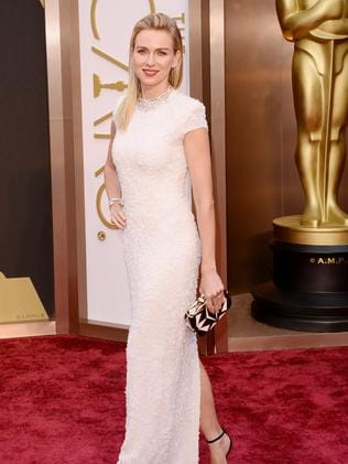 Watts at the Oscars.