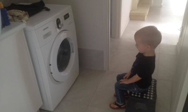 25 funny kid photos to brighten your day