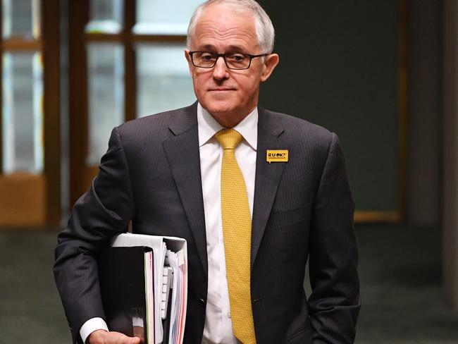 Prime Minister Malcolm Turnbull said Australians need to respect the views of others. Picture: AAP