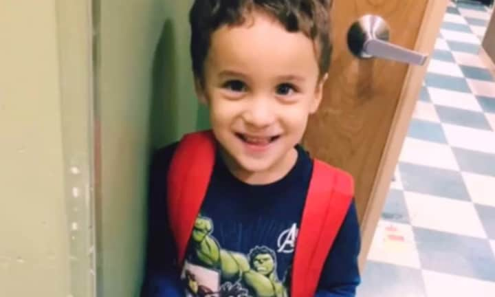 Boy, 4, dies in freak accident after picture frame falls on him at home