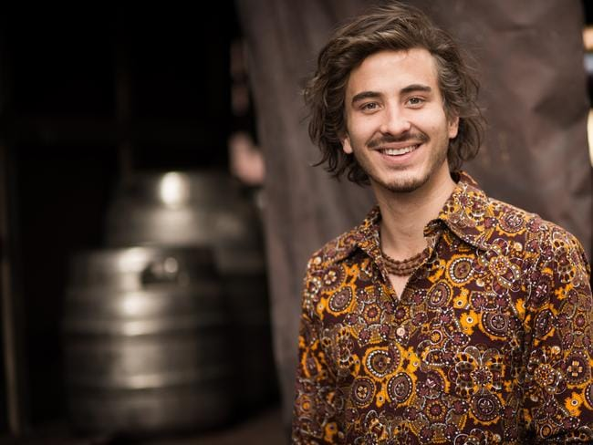 Ryan Corr in Channel 9's Love Child