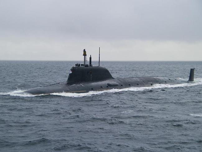 Russia plans to build 12 of the new 'Yasen' class of nuclear attack submarine.