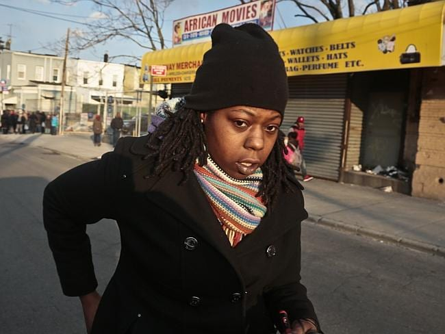 Most weeks LeGrand works just 15 hours. She had a second job at another KFC but it closed
