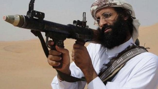 Their target: American born Anwar al-Awlaki. Picture: HO/AFP/Getty Images