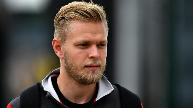 Kevin Magnussen Is An F Loner