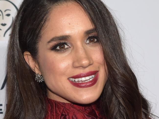 Meghan Markle is said to be living with the prince at Kensington Palace. Picture: AFP Photo/Getty Images