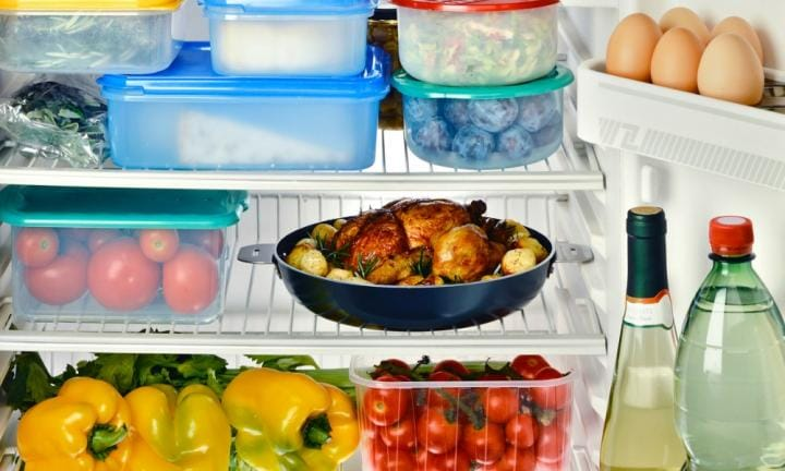 Want to lose weight the easy way? Just rearrange your fridge